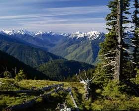 Elwha Valley, Hurricane Ridge